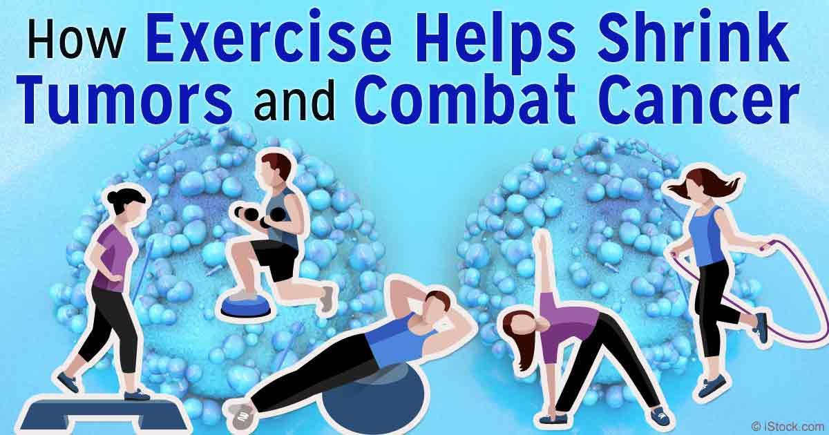 Exercise is an important component of cancer prevention; it slashes risk of cancer occurrence, and diminishes risk of cancer recurrence. http://fitness.mercola.com/sites/fitness/archive/2016/03/04/exercise-cancer-prevention.aspx