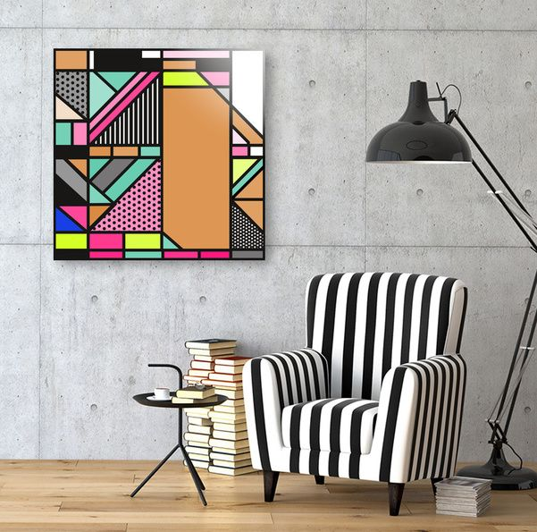 Discover «hello colors», Limited Edition Acrylic Glass Print by Yahya Rifandaru - From $99 - Curioos