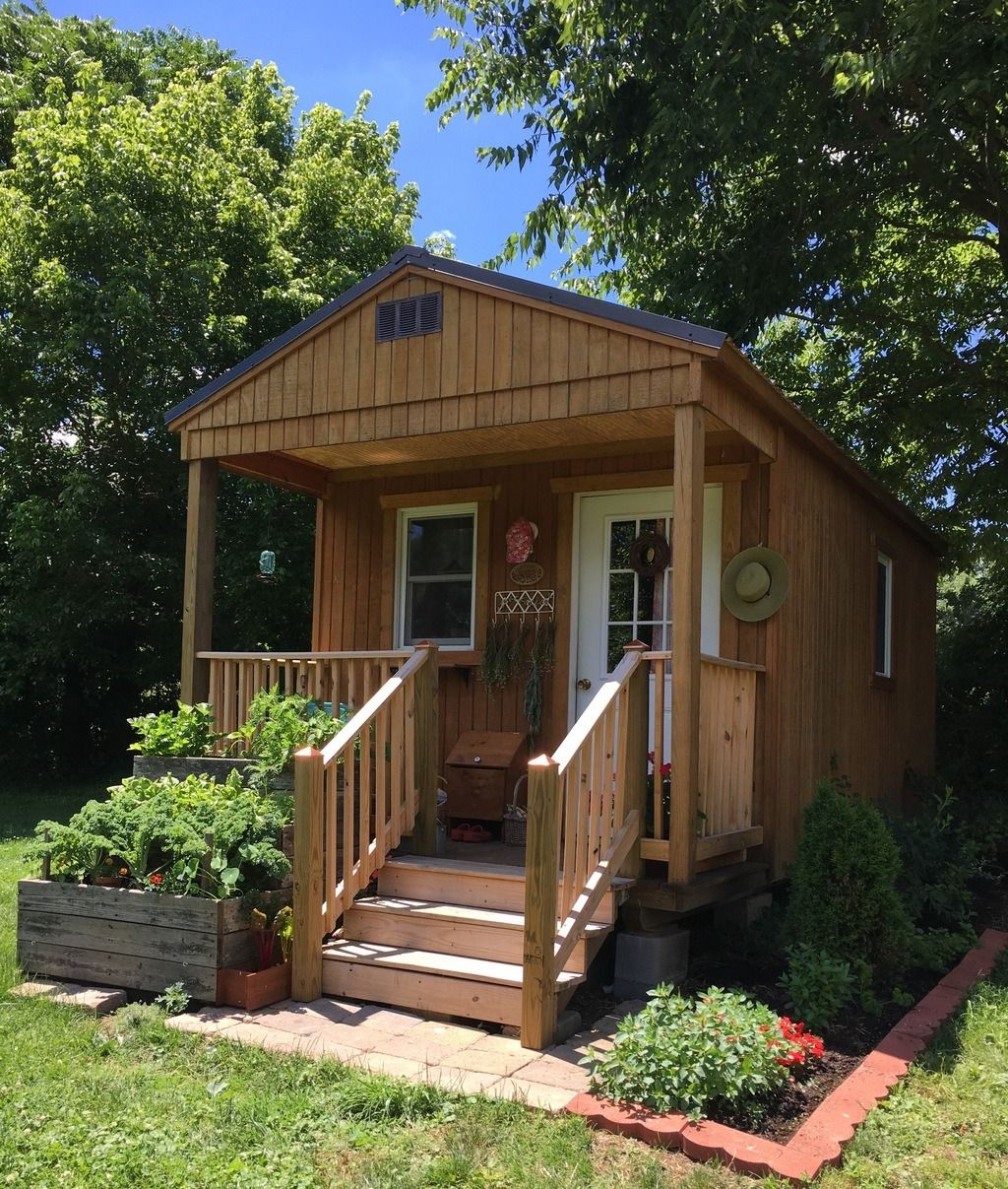 Portable Tiny House In The Shenandoah Valley Tiny House For Sale