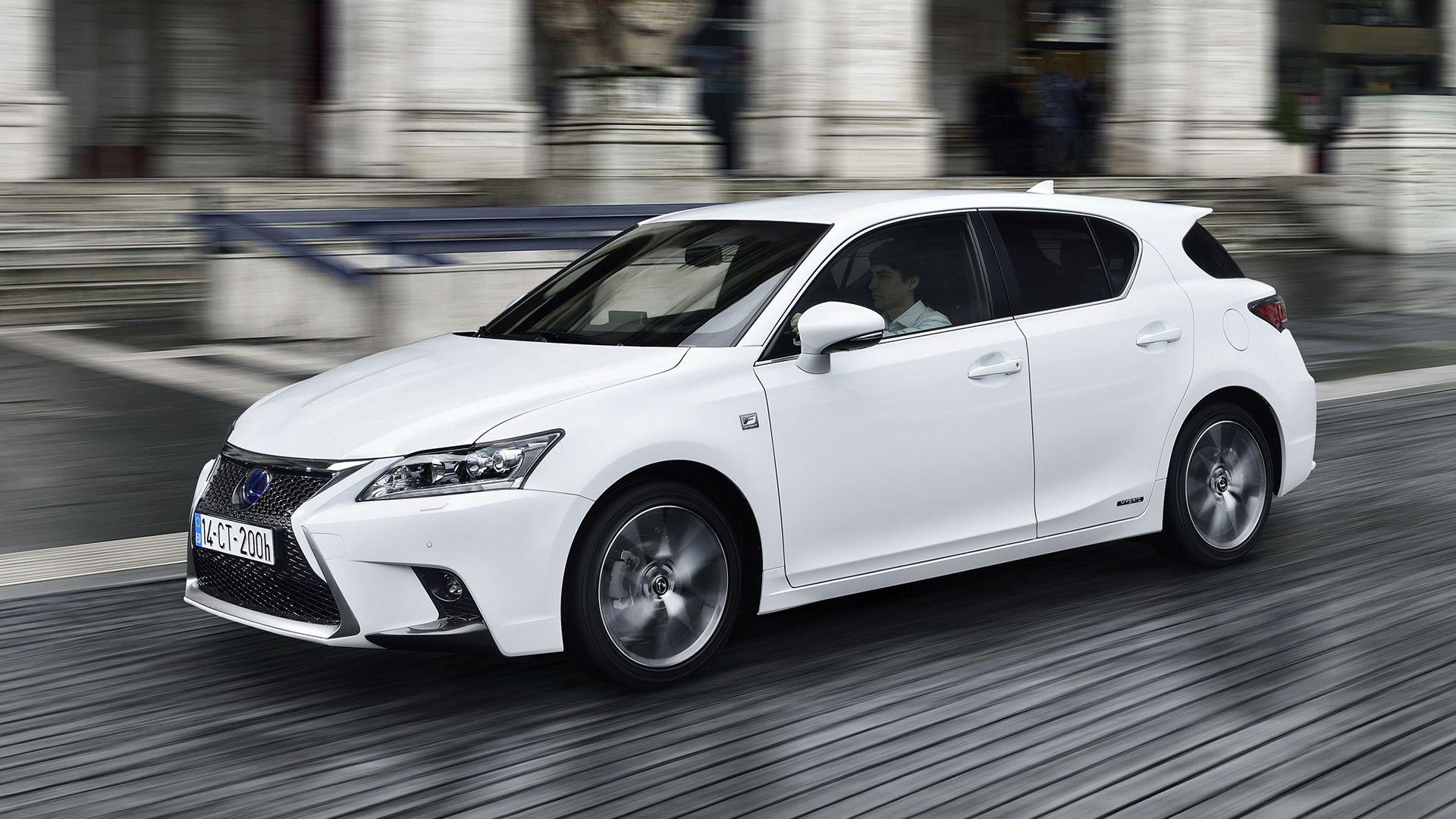 Lexus ct 200h f sport wallpaper hd 12880