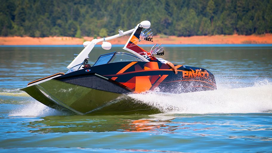 Pavati Wake Boats, All Aluminum Construction | Life At The Cabin | Pinterest | Boating, Ski ...