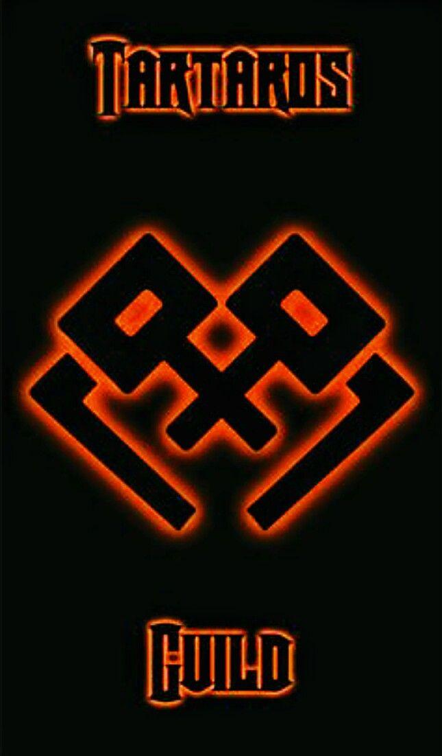 Tartaros Arc Guild Emblem Fairy Tail Pinterest Fairy Tail