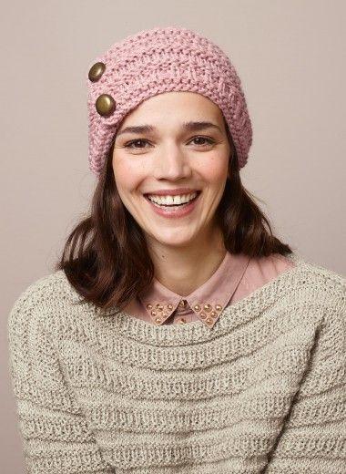 Mag. 175 - n° 22 Le bonnet Modèles, broderie & tricot Achat en ligne
