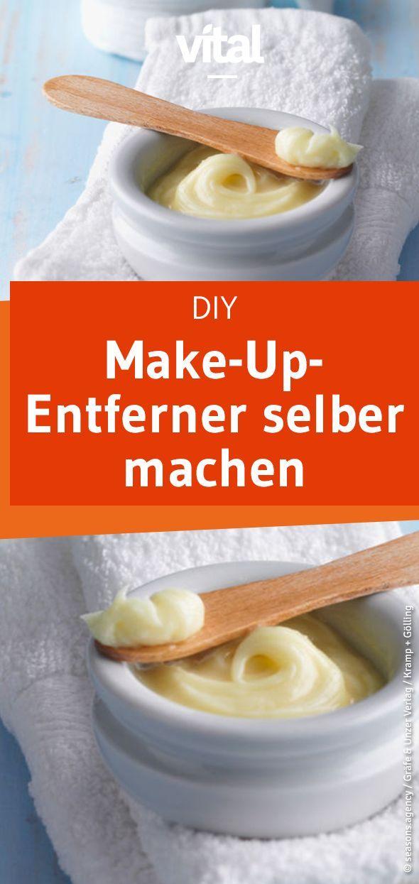 DIY Naturkosmetik: Rezept für Make-up-Entferner