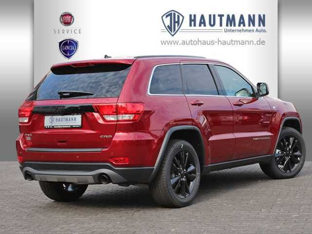 Autoturism Jeep Grand Cherokee 3 0i Crd S Limited Sofort Preţ