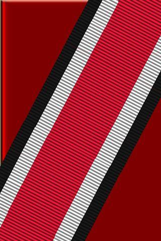 Iron Cross Knights Cross Ribbon Wallpaper For Iphone
