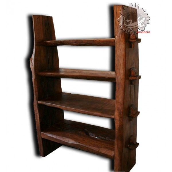 Meuble bois exotique meuble de rangement étag¨re meuble