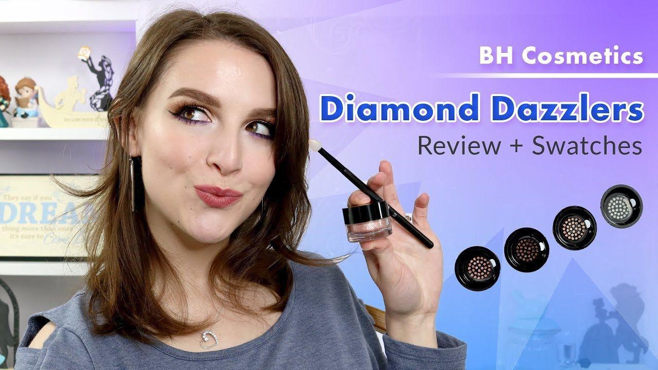 BH Cosmetics Diamond Dazzlers Review + Swatches...