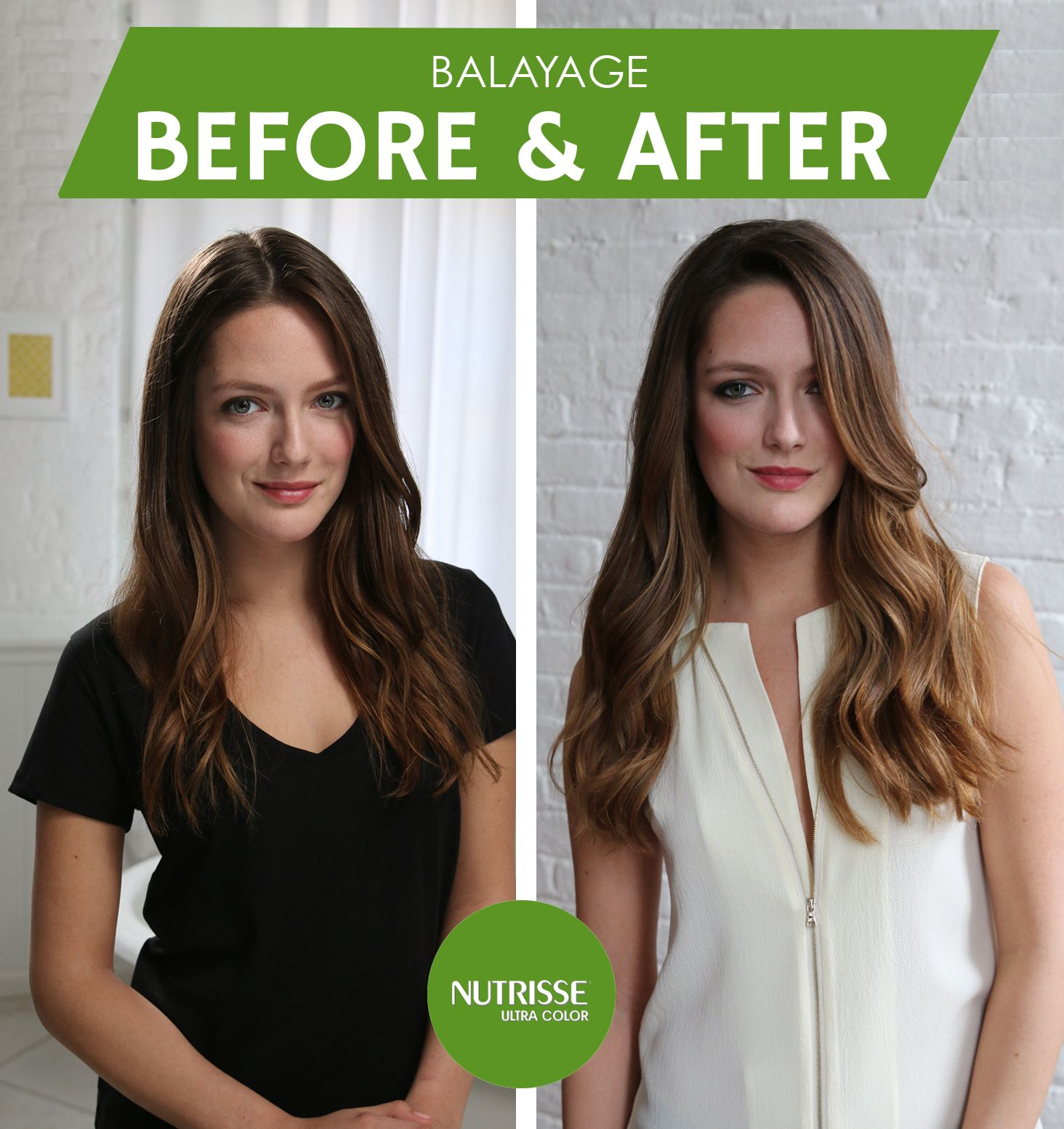 Balayage Is A Hand Painted Hair Color Technique That Mixes Ombre