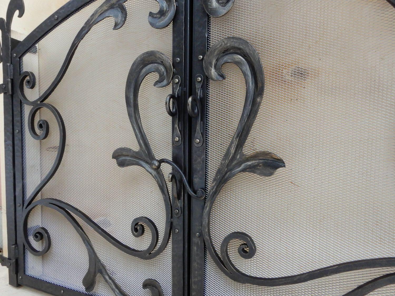 Fireplace Screen Wrought Iron Fireplace Screen Screen Fireplace Doors Iron Screen Wrought Iron Fireplace Screen Wrought Iron Chandeliers Iron Chandeliers