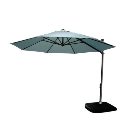 Threshold Offset Patio Umbrella Blue 11 Offset Patio Umbrella Patio Umbrellas Patio Umbrella