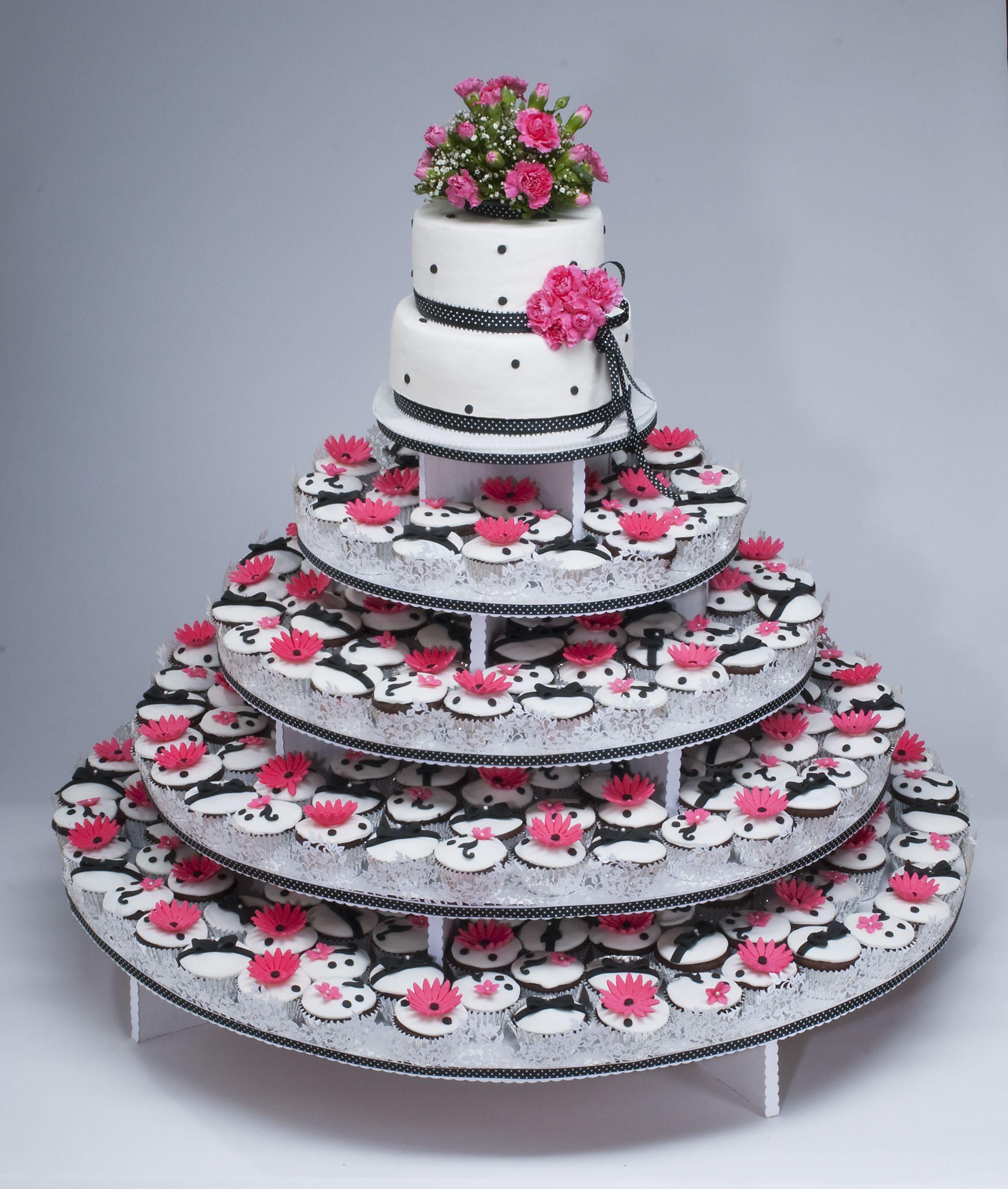 Large Round Cupcaketree Cupcake stand wedding, Cake pop