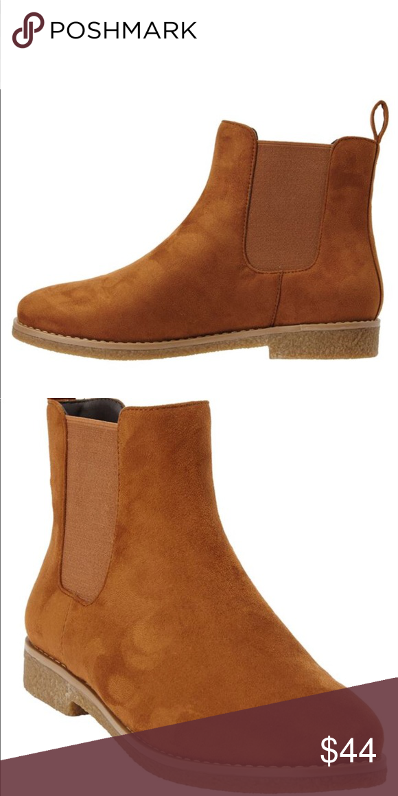 2179ae78817 The Nyla Bootie by Comfortview in Cognac Always put your best foot forward  in these stylish