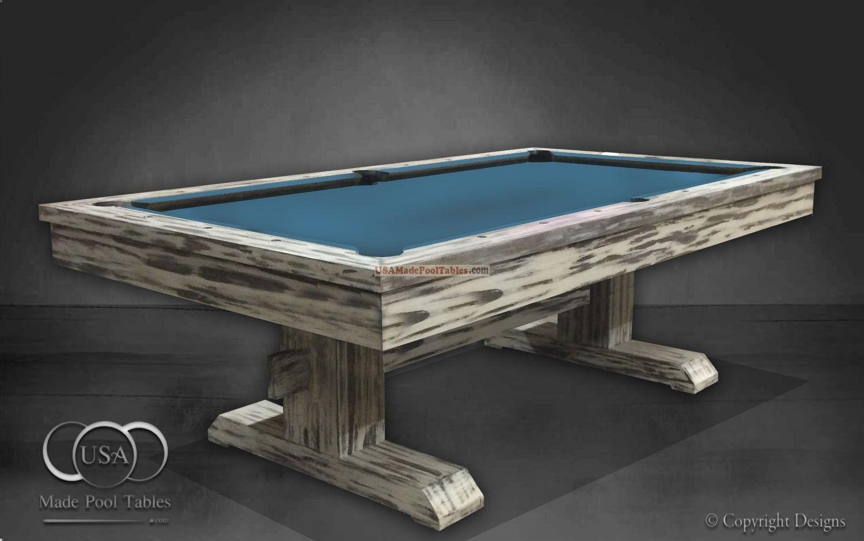 RUSTIC POOL TABLES Casa McGuire Pinterest Pool Table Modern - Rustic modern pool table