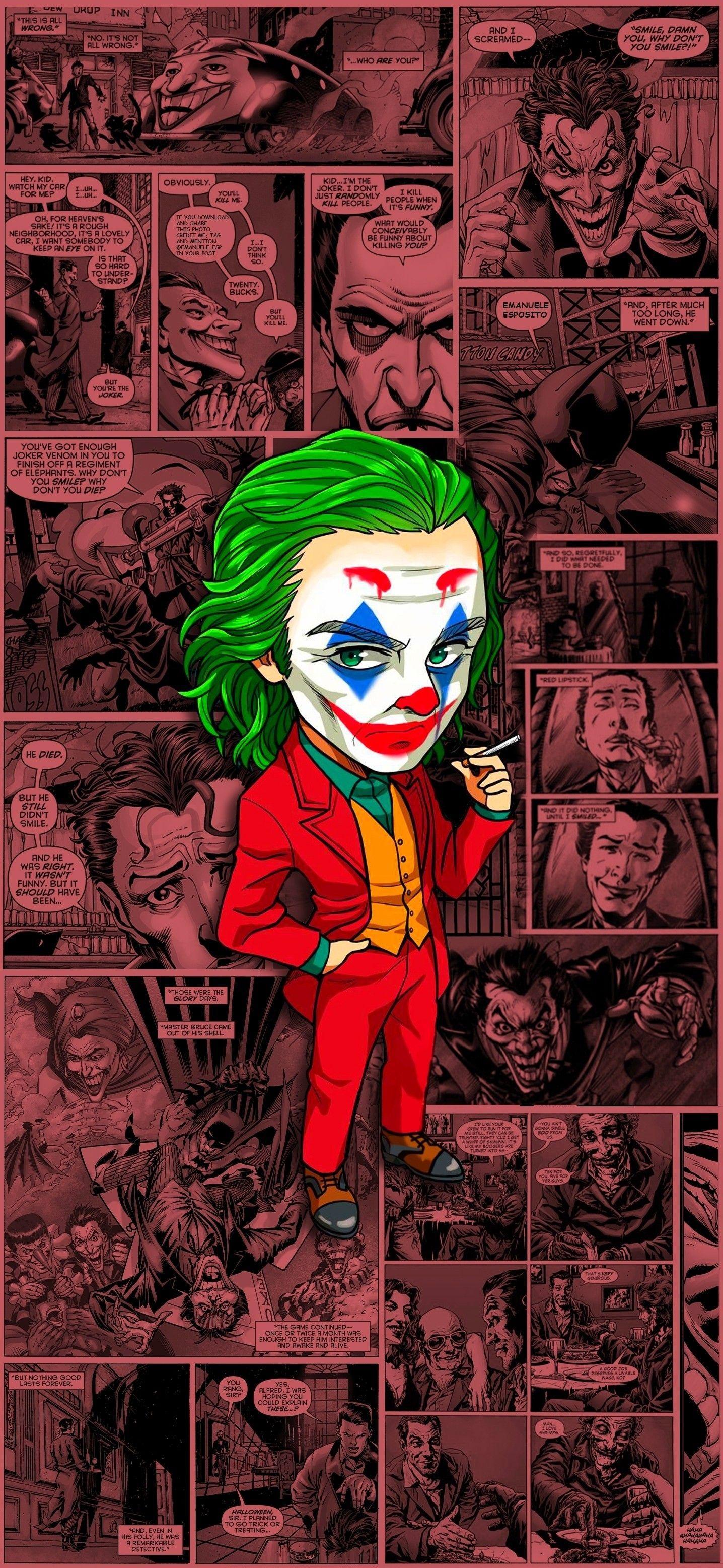 Joker (2019) Phone Wallpaper Joker hd wallpaper, Joker