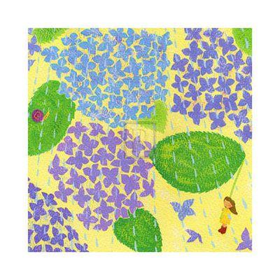 Hortensias Posters par Coco Yokococo sur AllPosters.fr
