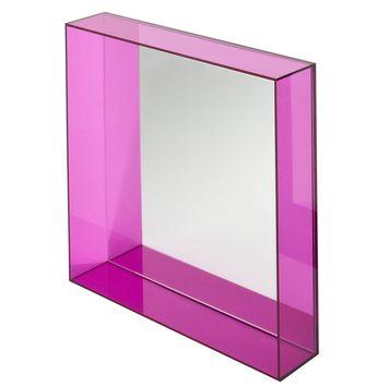 Specchio only me di philippe starck per kartell accessori bagno bathroom accessories - Kartell accessori bagno ...