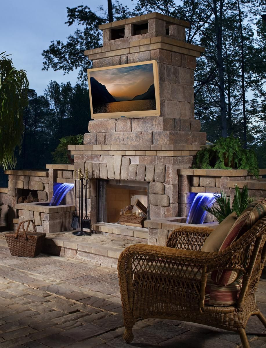 Outdoor living spaces have become the gathering centers of the future. So when the kids want to roast marshmallows but you want to watch the game. Outdoor televisions are the answer to keeping your family together.  Let Automation Design + Entertainment d