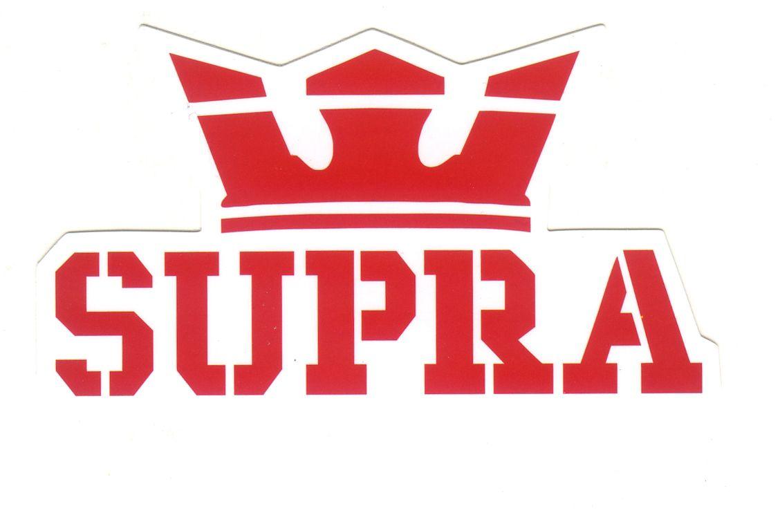 1733 supra skate shoes brand logo 5 x 8 cm decal sticker skate rh pinterest com super shoes loyalty rewards super shoes colonie ny