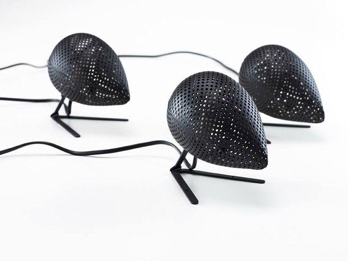 Splashing Rich Lighting Design Lampe En Acier Petite Lampe Lampe