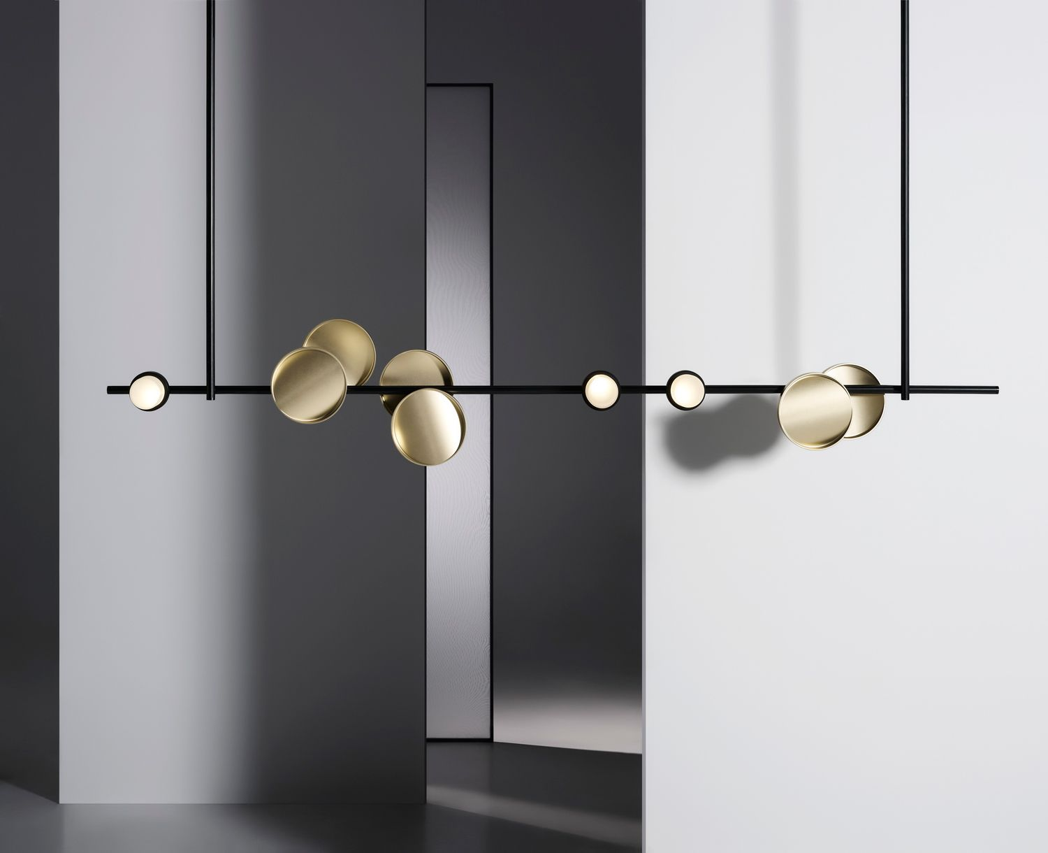 Typography Lighting Collection by Studio Truly Truly for Rakumba, Debut at IMM Cologne 2018   Yellowtrace