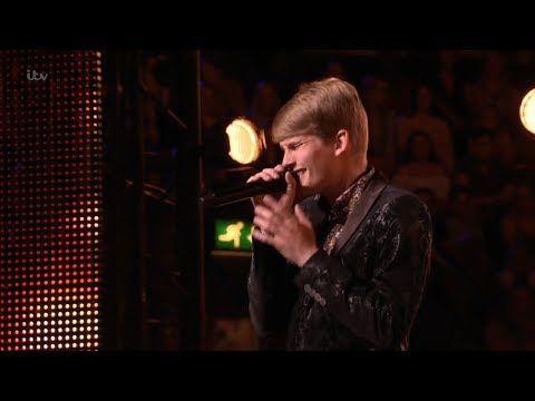 The X Factor 2018 Richard Ryan Auditions Full Clip S15E05 - YouTube
