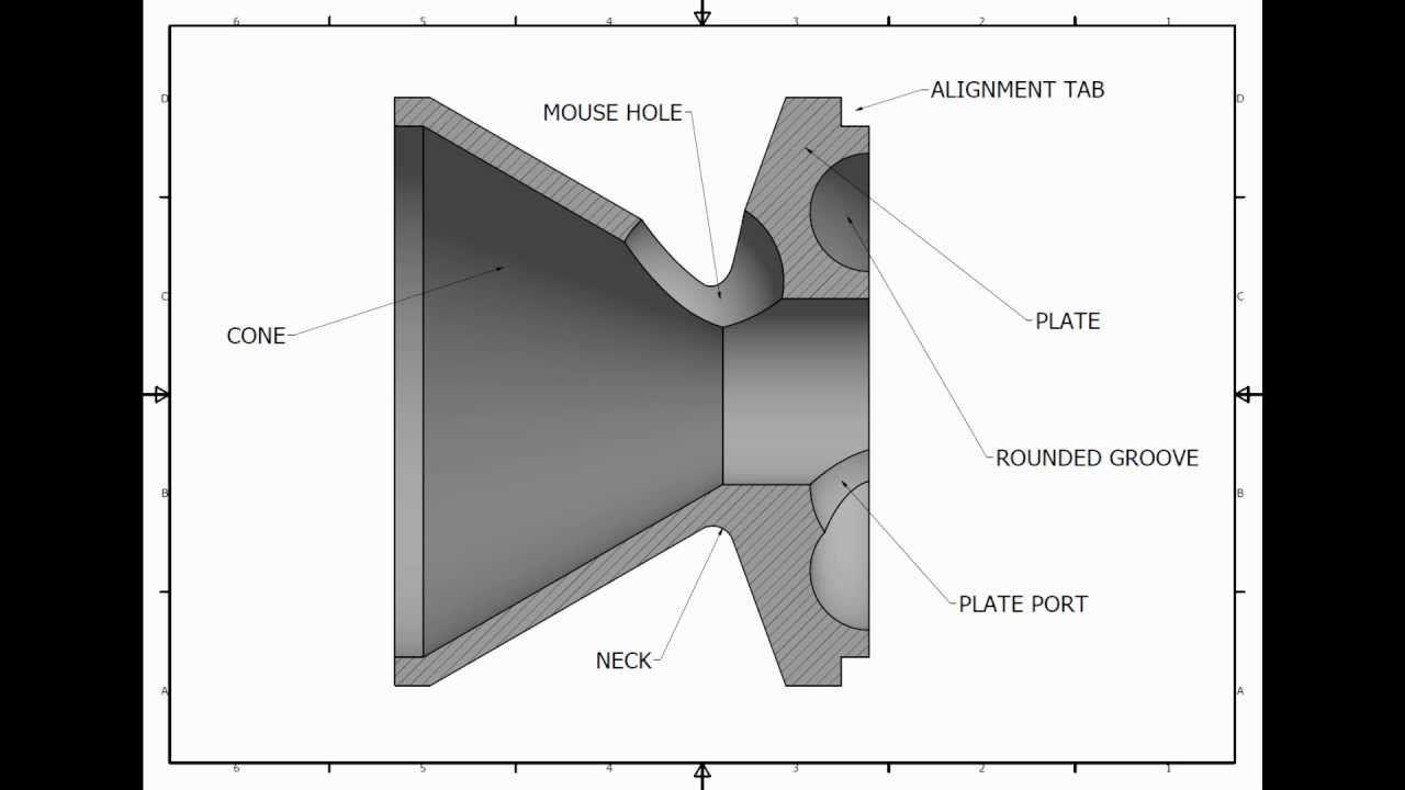 K-Baffles 3D CAD Design ( 22LR Suppressor/Silencer) | gun stuff | 22
