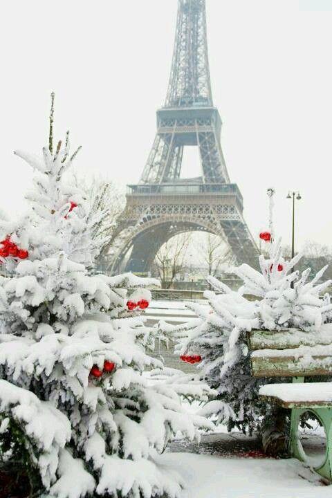 Romantic Cold Paris Awesome Places Pinterest Romantic and