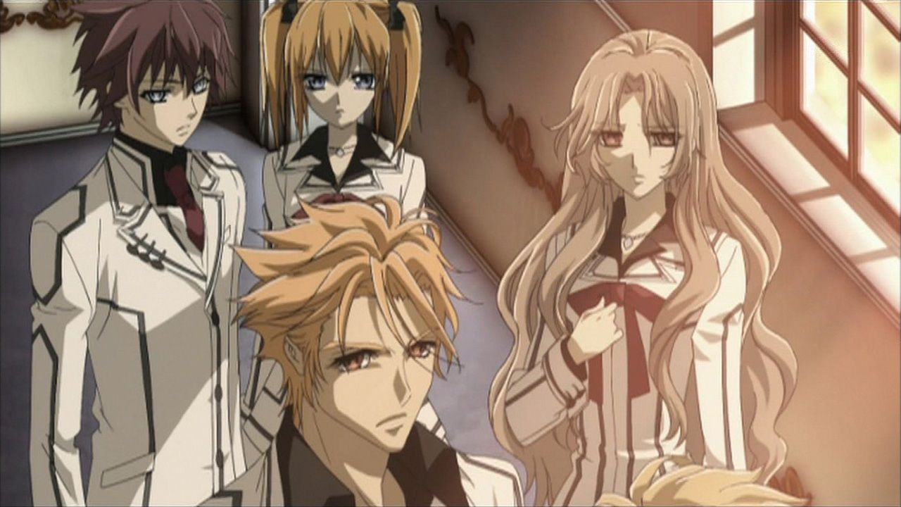 Vampire Knight Guilty Episode 1 Review Vampire knight