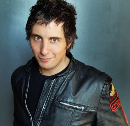 Jonny Harris, one of my favourite comedians and actor from Murdoch Mysteries.