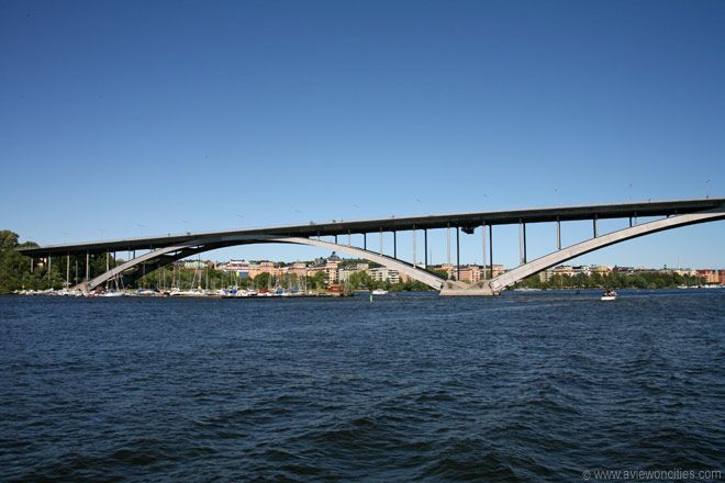 Vasterbron, Stockholm