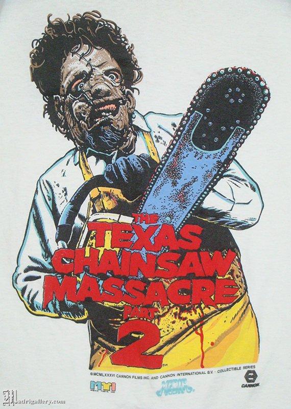 4f22a3a89dc The Texas Chainsaw Massacre 2