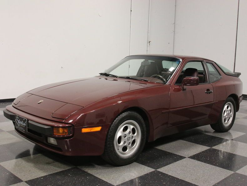 1987 porsche 944 porsche 924 944 pinterest porsche 924 the porsche 944 is still a relative bargain compared with other vintage porsches fandeluxe Gallery