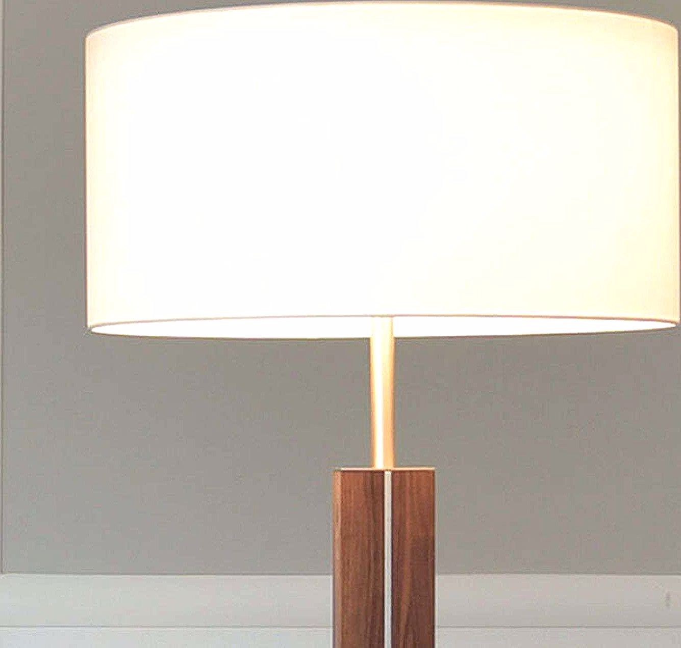 Moderne Stehlampe Dana Von Herzblut Braun Lamp Table Lamp Home Decor