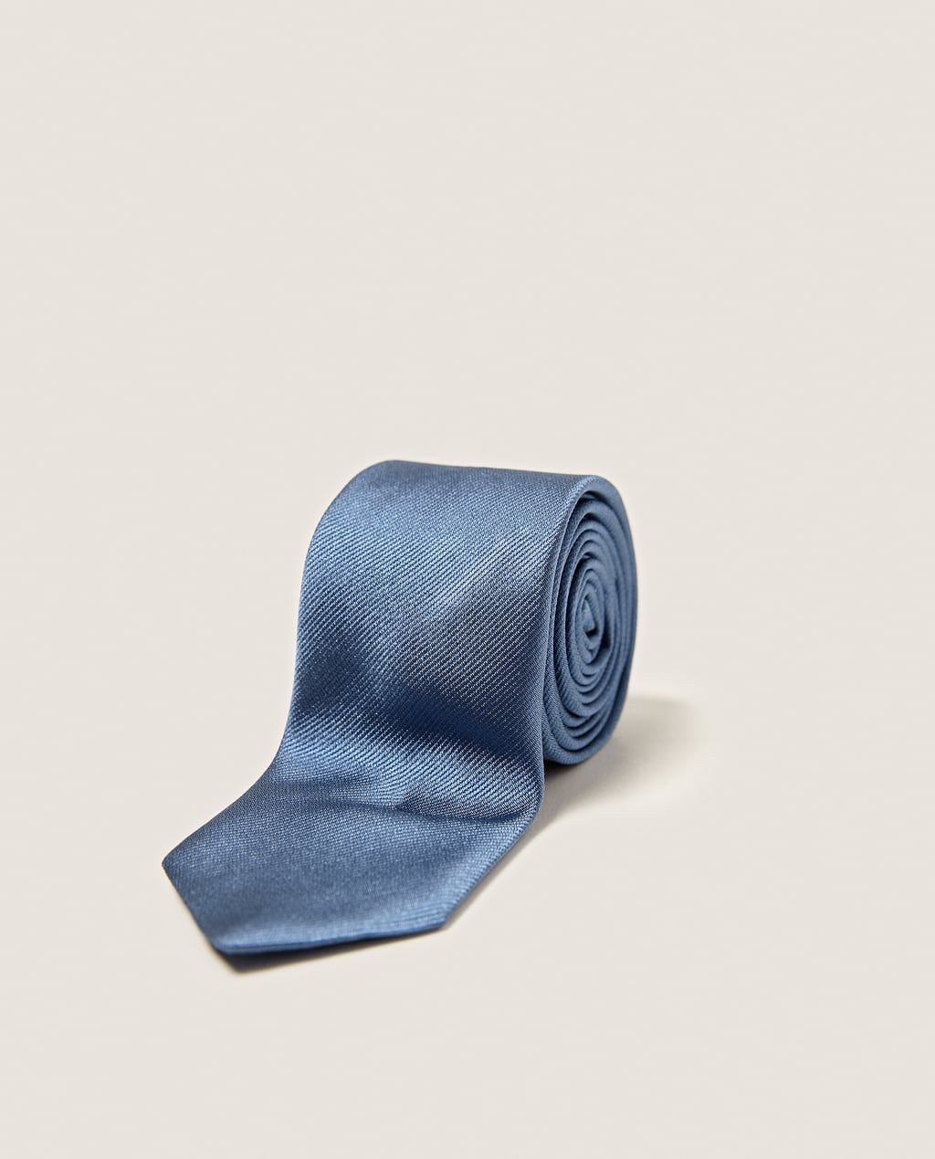 Image 1 of PLAIN TIE from Zara