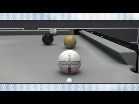Mastering Pool ( Mika Immonen ) billiard Training cue ball