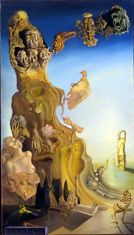 Catalogue Raisonne Of Salvador Dali Dali Paintings Salvador