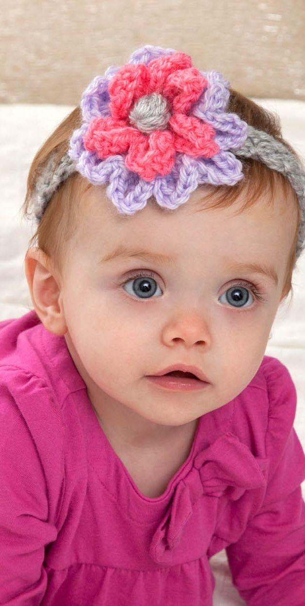 Free Baby Headband Pattern From Joannstores Crochet Headband