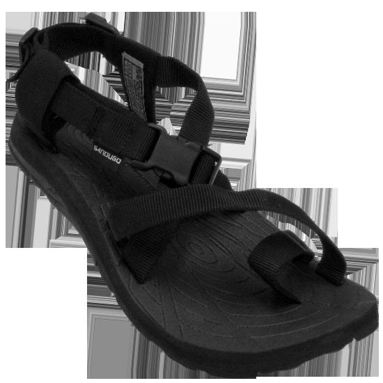 Sandugo Shoes Black