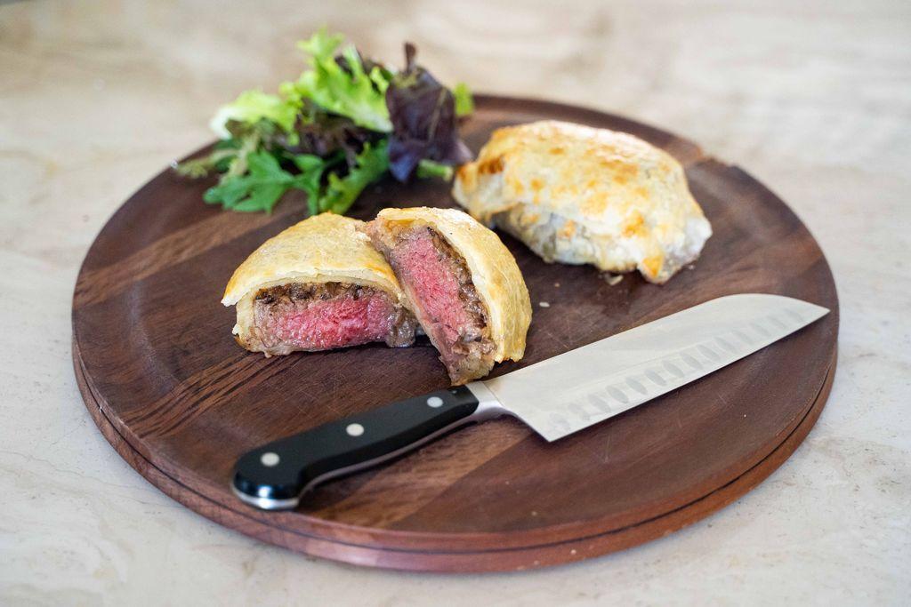 Individual Beef Wellington Pies   Individual beef ...