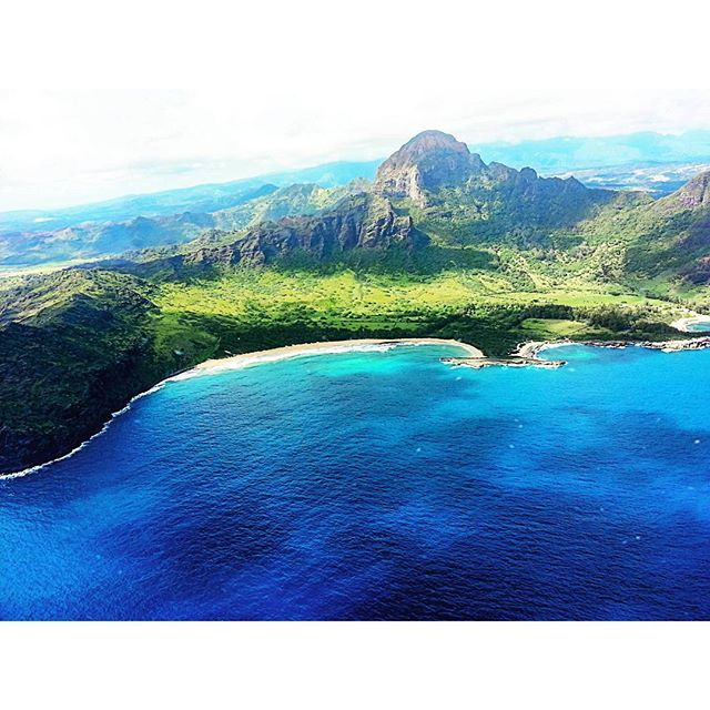 Kauai Beaches: Instagram Photo By @viewfromthewindowseat (View From The