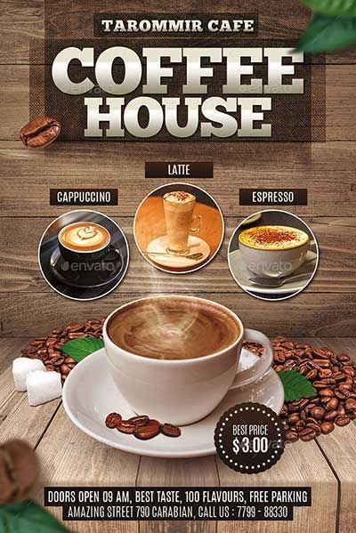 Looking For Blog Layout Ideas We Collect Simple Layout Of Page Design Creative Website Ideas An In 2020 Best Coffee Shop Food Poster Design Coffee Shop Interior Design