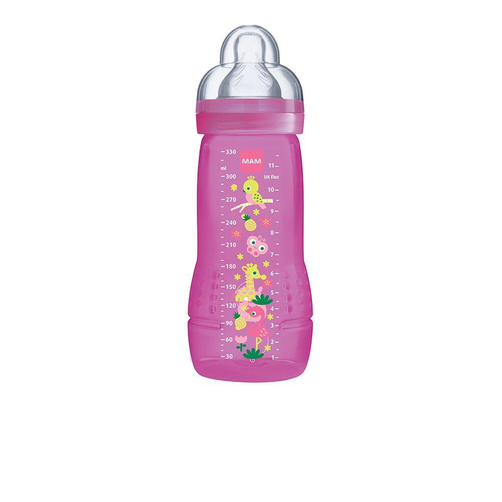 MAM Lot de 3 bouteilles pour b/éb/é Easy Active Baby Bottle 270 ml