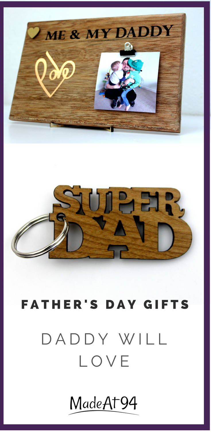 Daddy to be Father\'s Day Gifts | Gift Ideas DIY HANDMADE LOW COST ...