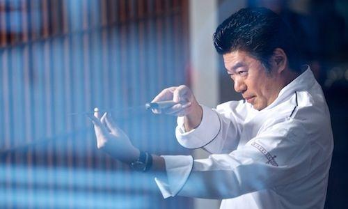 Kinoshita - San Paolo, Brasile. Chef Tsuyoshi Murakami  http://www.identitagolose.it/sito/it/rubriche.php?id_cat=95_art=3356