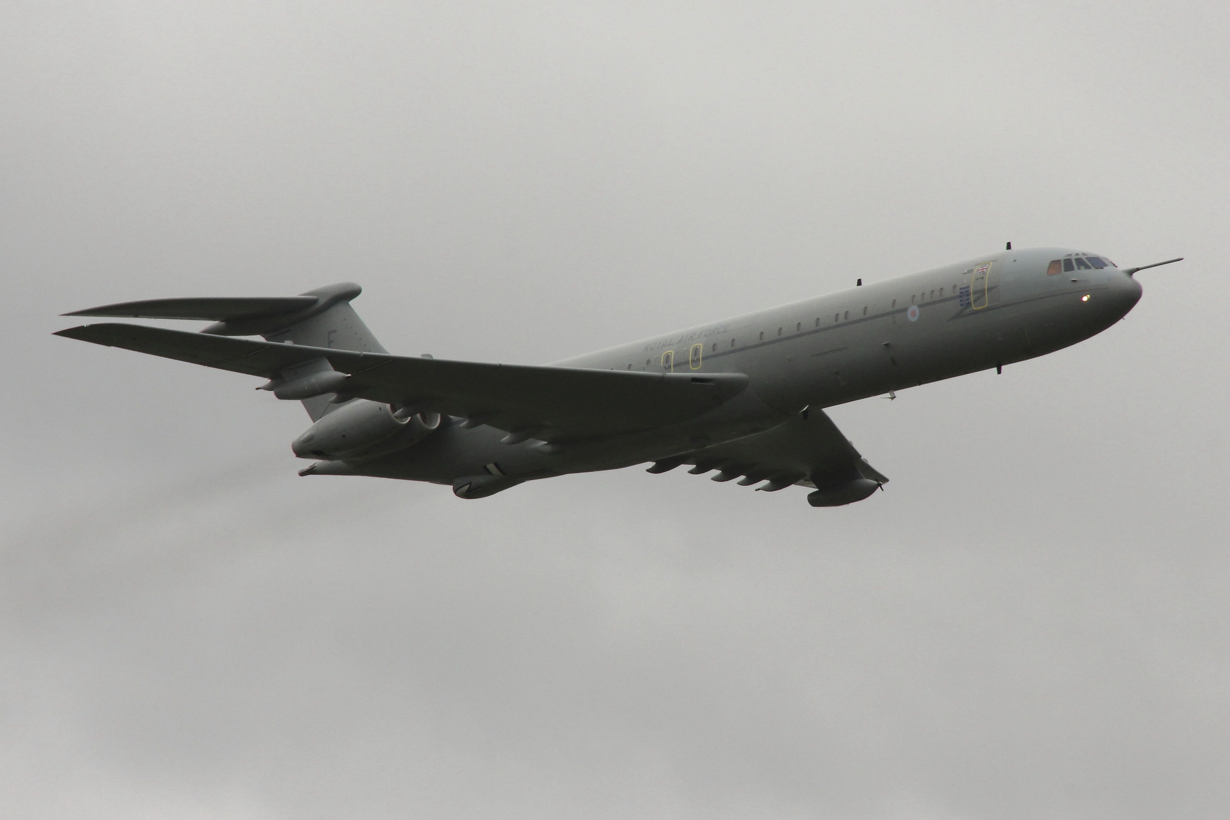 Royal Air Force Vickers VC10 ZA147 in 2020 Vickers vc10