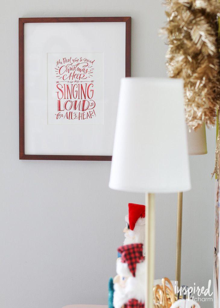 les 25 meilleures id es de la cat gorie c l bration saisonni re sur pinterest no l 2016. Black Bedroom Furniture Sets. Home Design Ideas