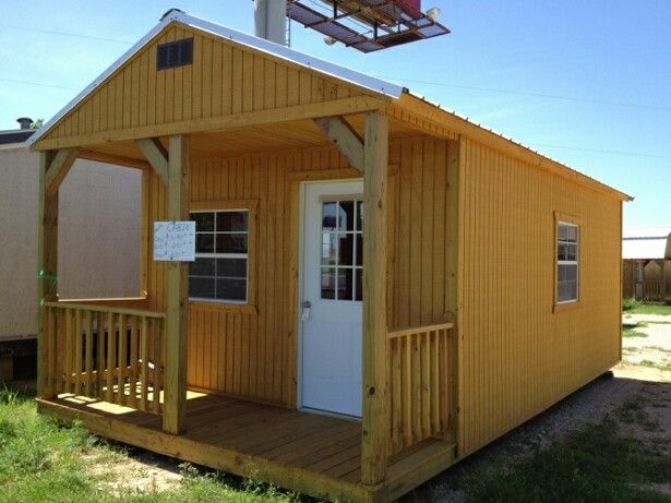 Log Cabin Baroness Hideout Shed Storage Shed Storage