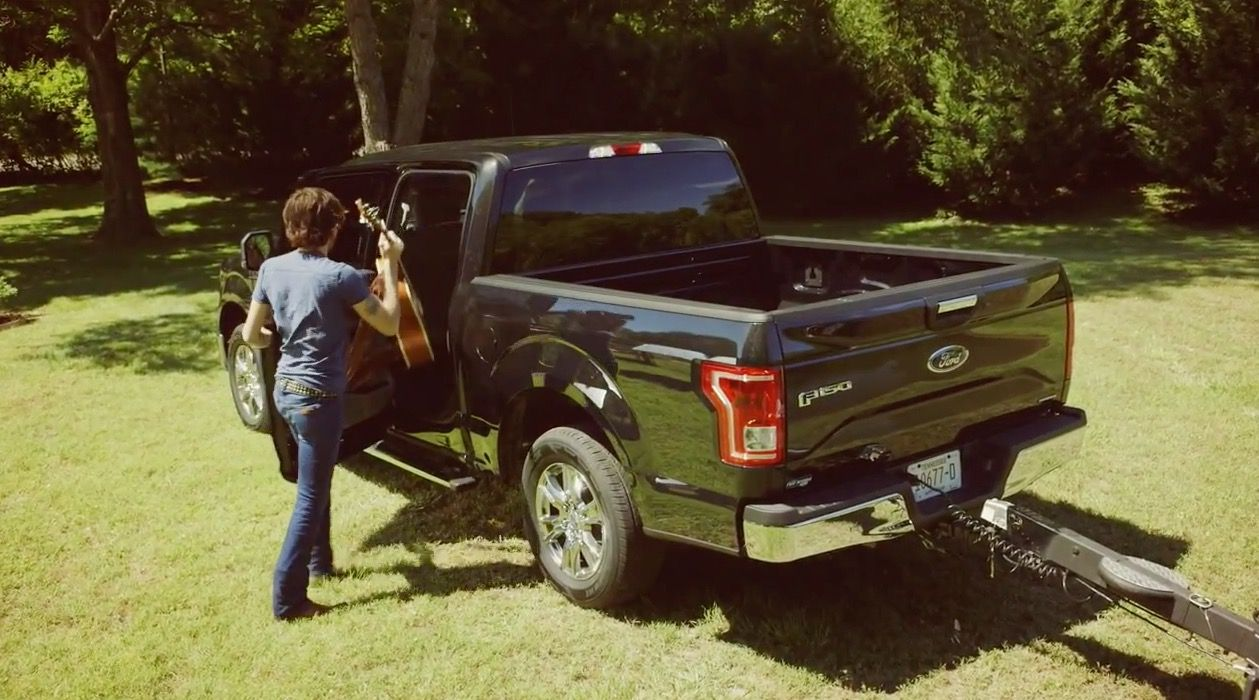 Ford f 150 2015 pickup truck in buy me a boat by chris