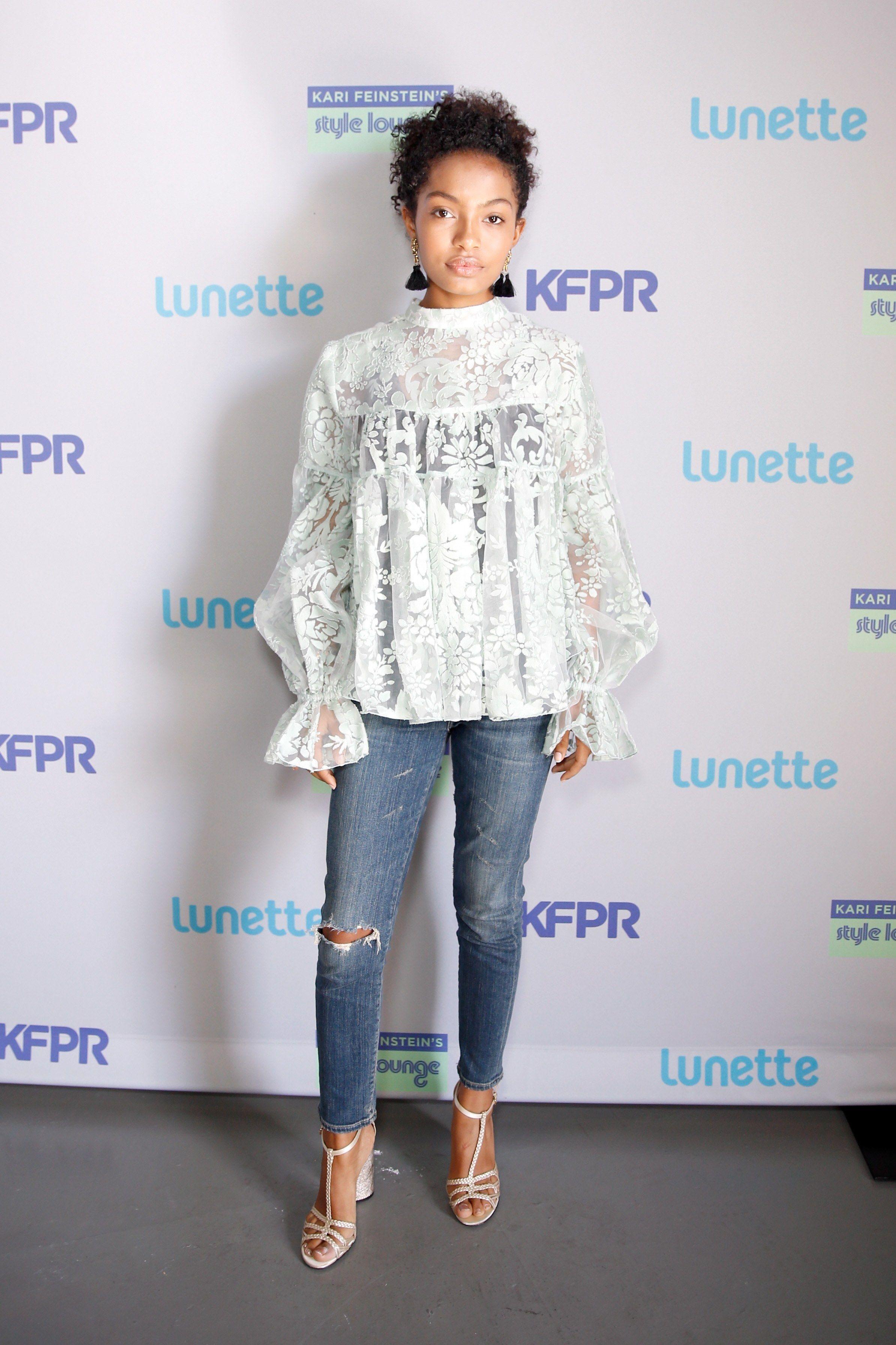 15 Yara Shahidi Outfits We Want to Borrow Forever | Teen, Clothes ...